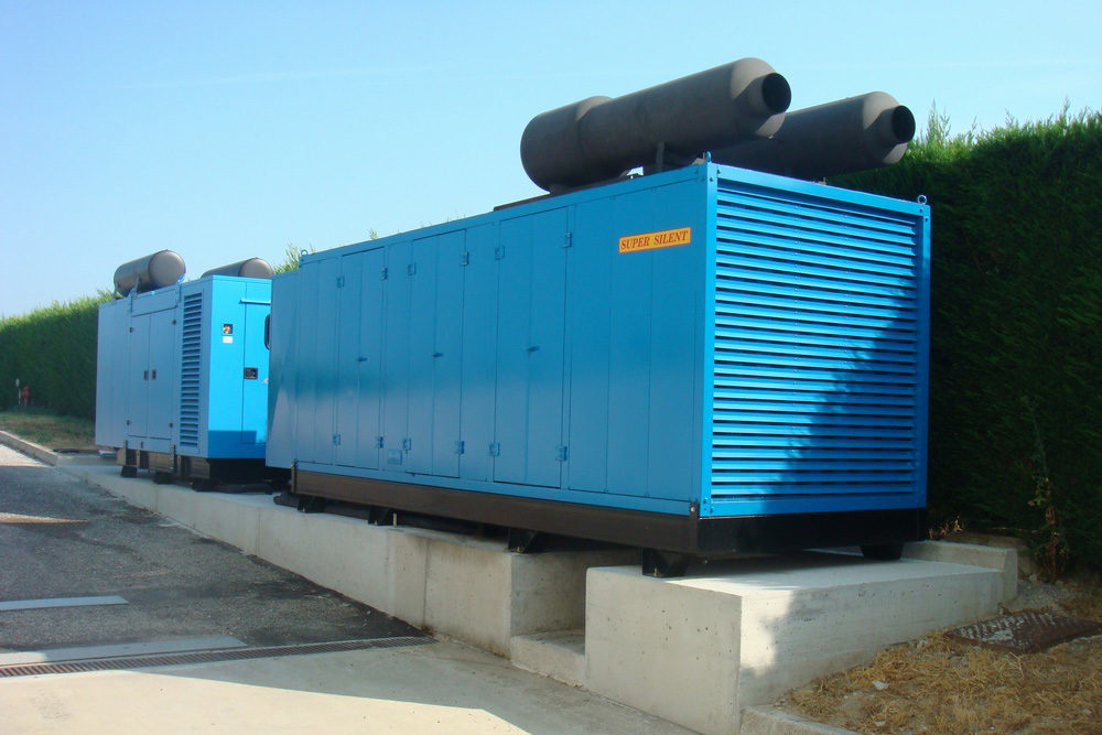 generator installation UK