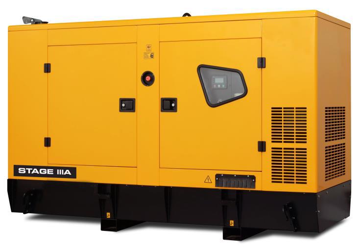 JCB diesel Generator