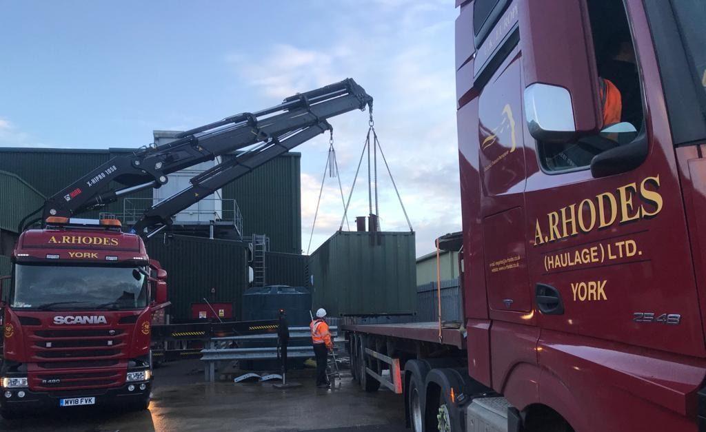 generator removal Peterborough