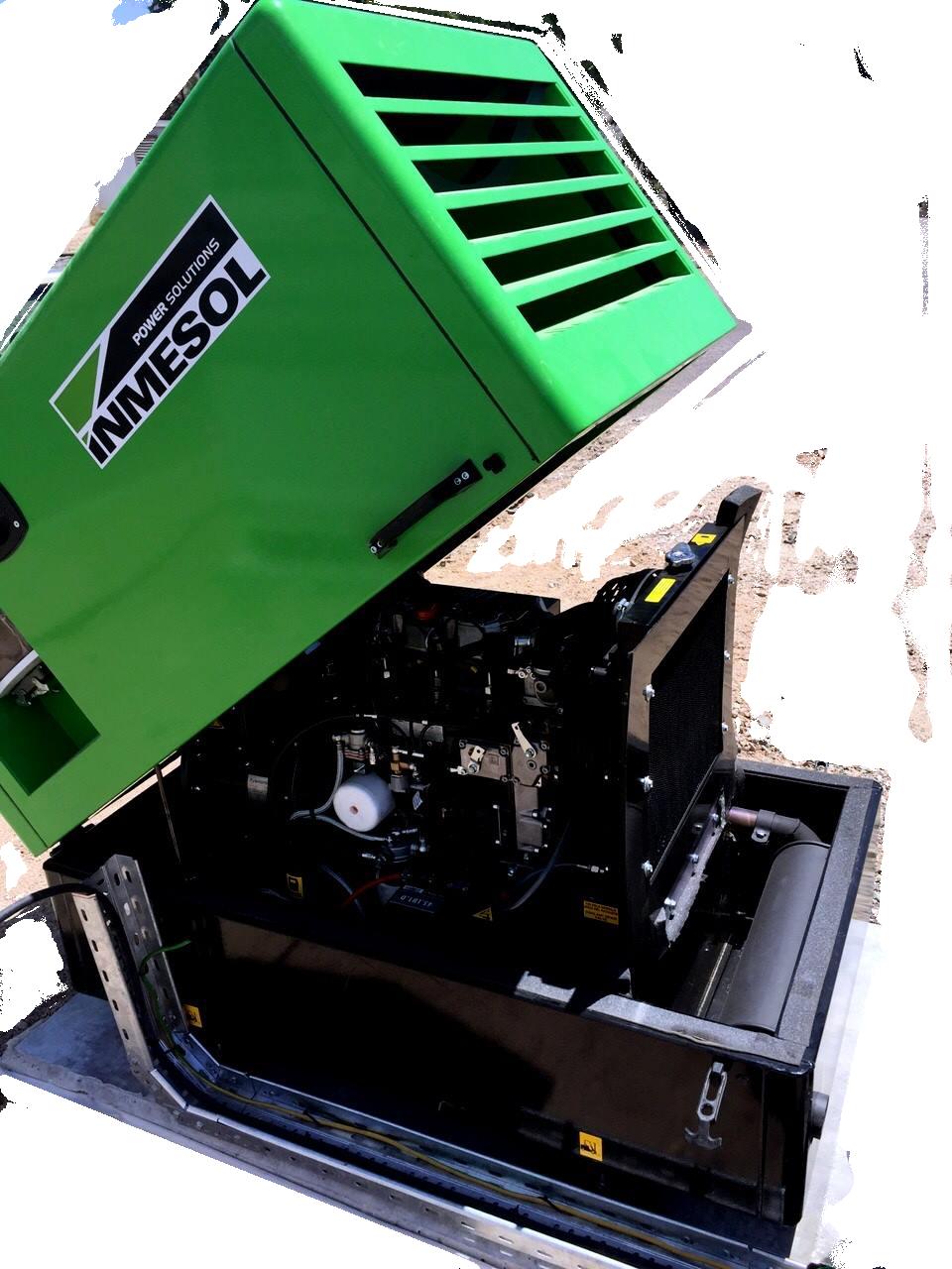 backup generator maintenance