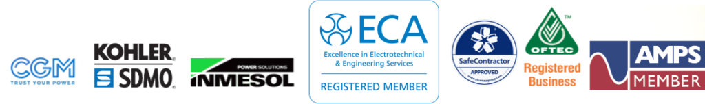 eca safecontractor standby power