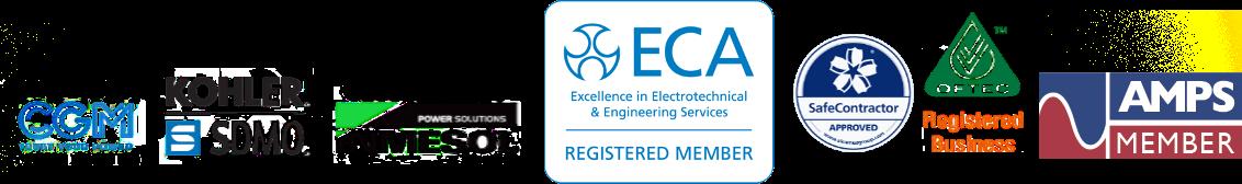 eca safecontractor standby power